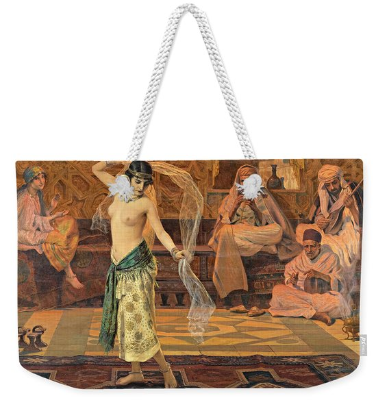 Dance Of The Seven Veils Weekender Tote Bag