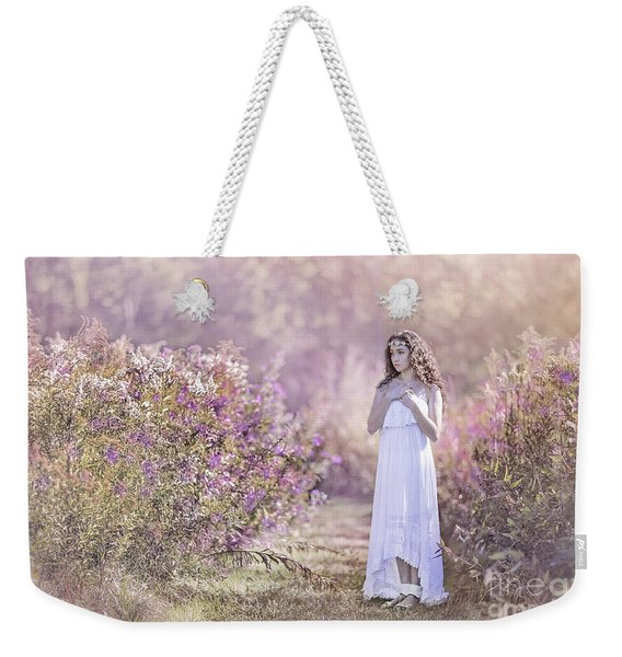 Dance Of The Sugar Plum Fairy Weekender Tote Bag