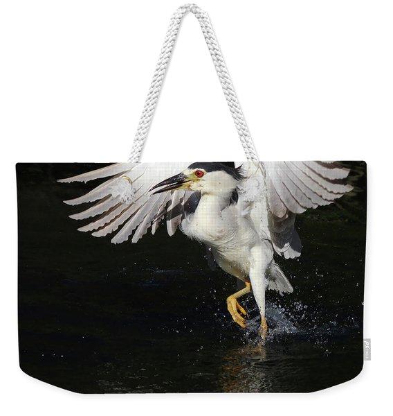 Dance On Water. Weekender Tote Bag
