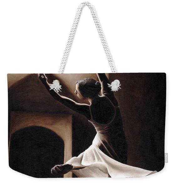 Dance Seclusion Weekender Tote Bag