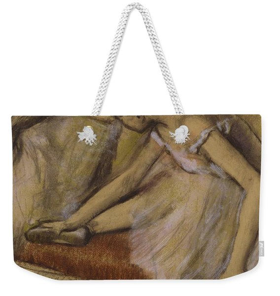 Dancers In Repose Weekender Tote Bag