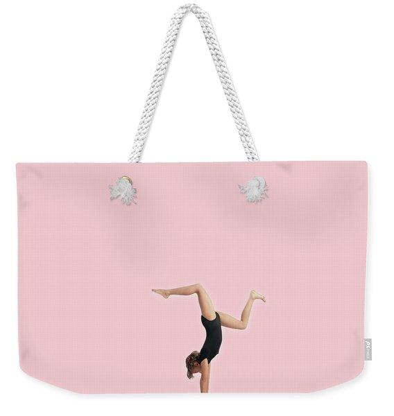 Dancing Weekender Tote Bag