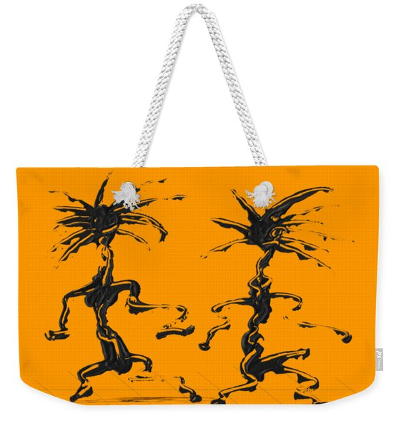 Dancing Couple 5 Weekender Tote Bag