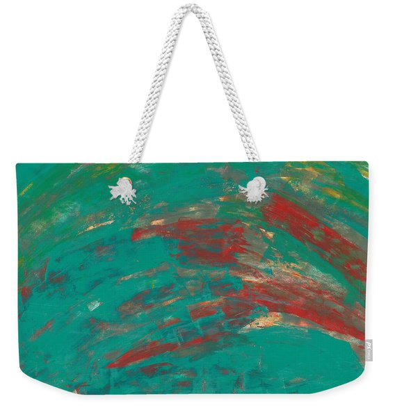 Dancing On Air Weekender Tote Bag