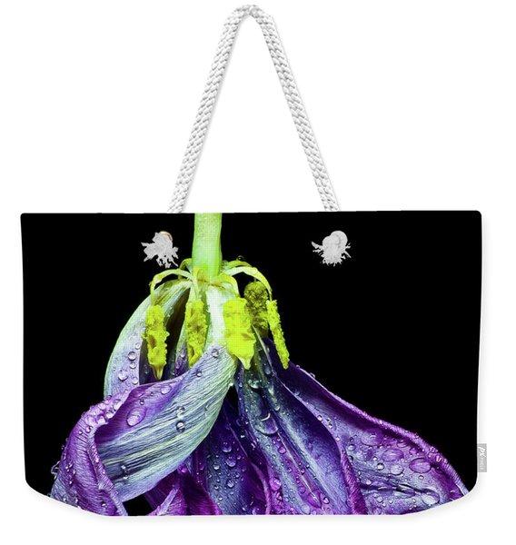 Dancing Tulip 2 Weekender Tote Bag