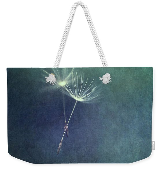 Dancing With The Wind Weekender Tote Bag