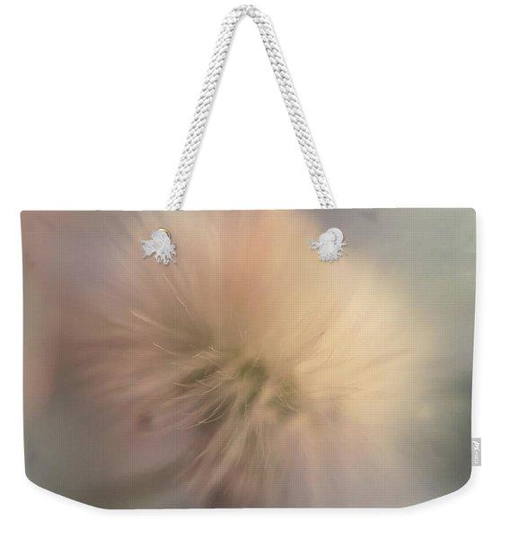 Dandelion 2 Weekender Tote Bag
