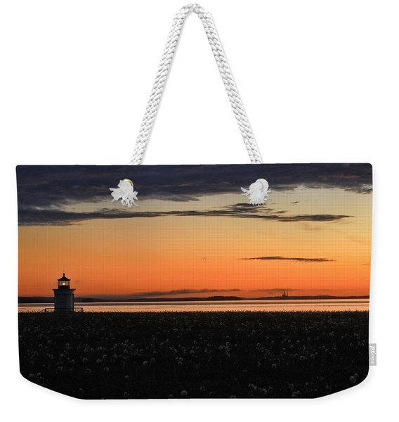 Dandelion Wishes Weekender Tote Bag