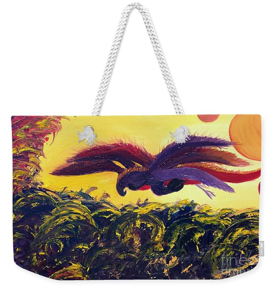 Dangerous Waters Weekender Tote Bag