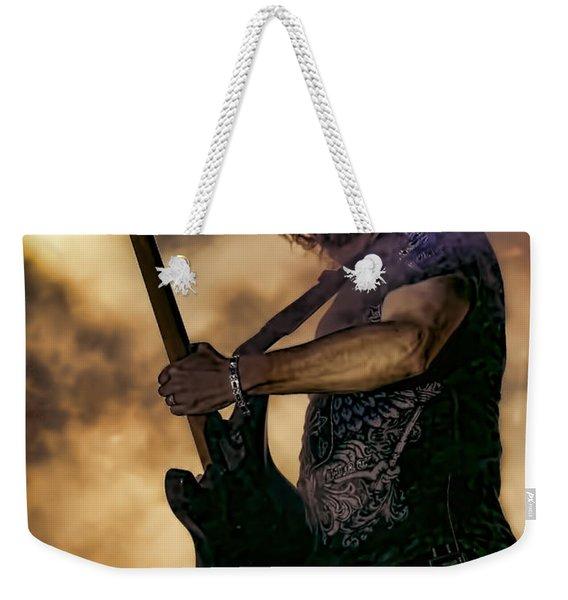 Danny Chauncey Vi Weekender Tote Bag