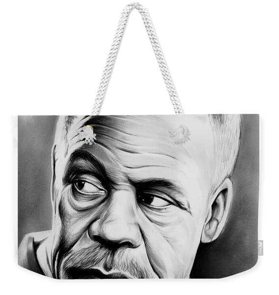 Danny Glover Weekender Tote Bag