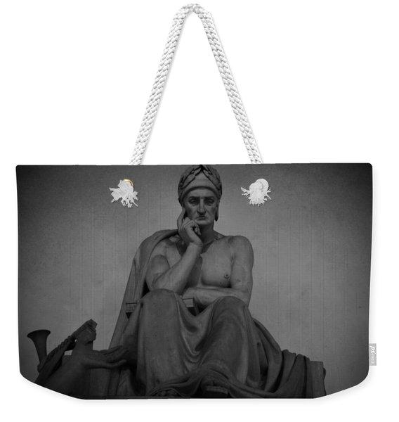 Dante Alighieri Weekender Tote Bag