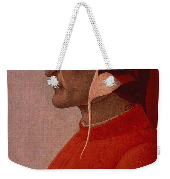Dante Weekender Tote Bag