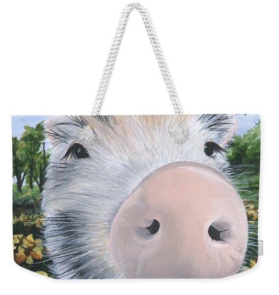 D'arcy Weekender Tote Bag