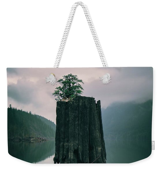 Dark And Gloomy Weekender Tote Bag