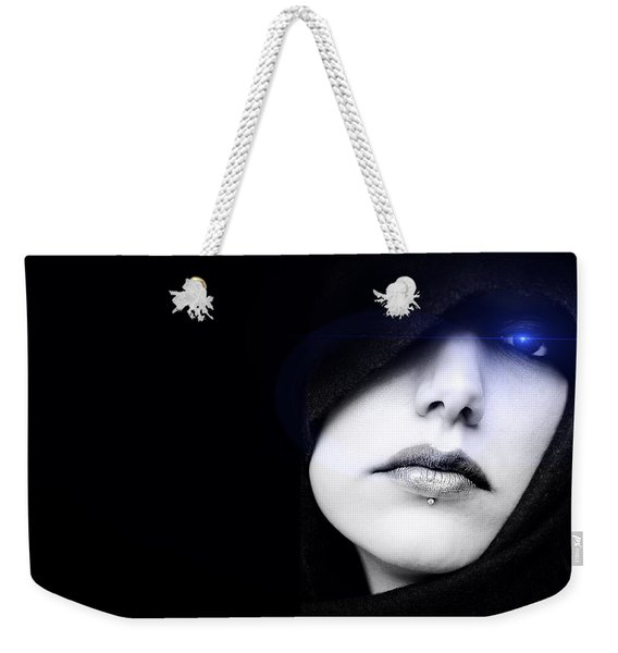 Dark Angel Weekender Tote Bag