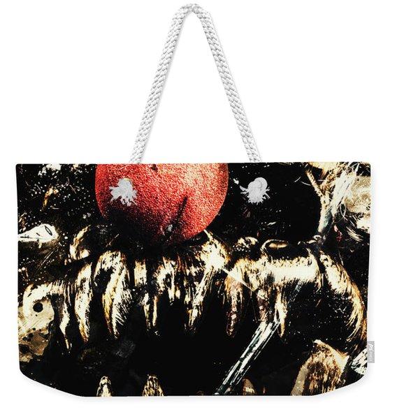 Dark Carnival Art Weekender Tote Bag