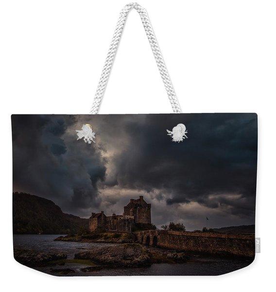 Dark Clouds #h2 Weekender Tote Bag