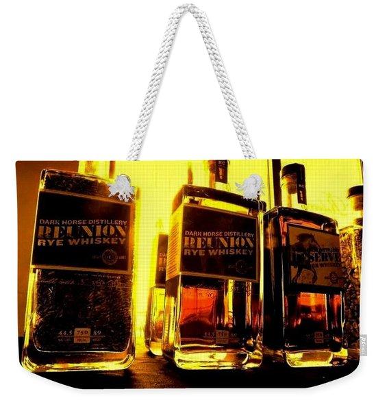 Dark Horse Distillery Weekender Tote Bag