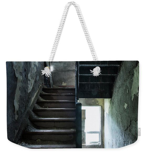 Dark Intervals Weekender Tote Bag
