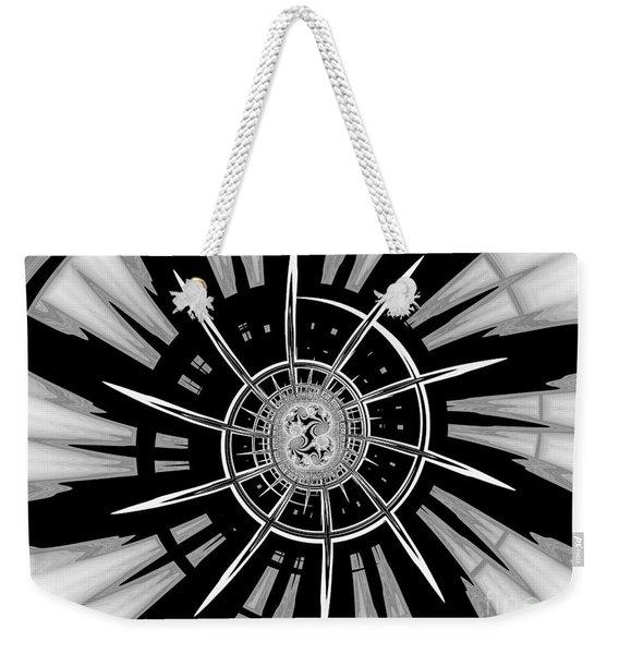 Dark Liberty Weekender Tote Bag