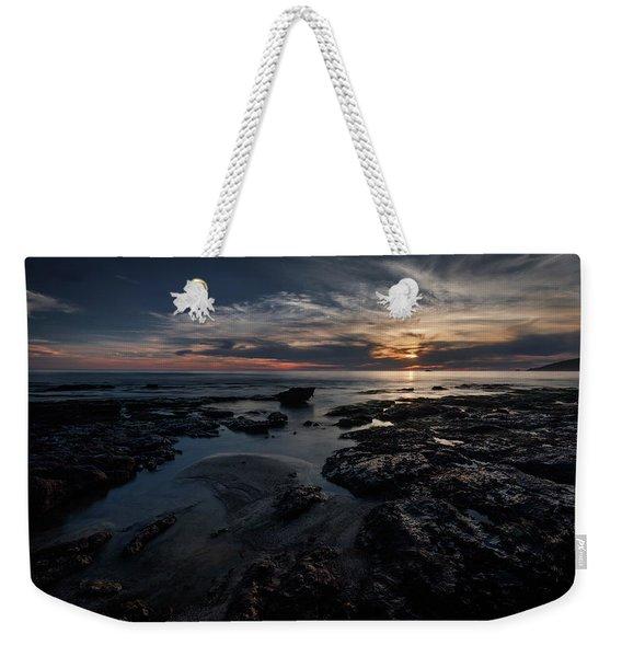 Dark  Light Weekender Tote Bag