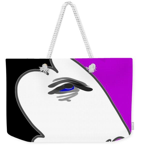Dark Prince Weekender Tote Bag