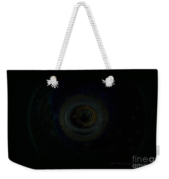 Dark Spaces Weekender Tote Bag