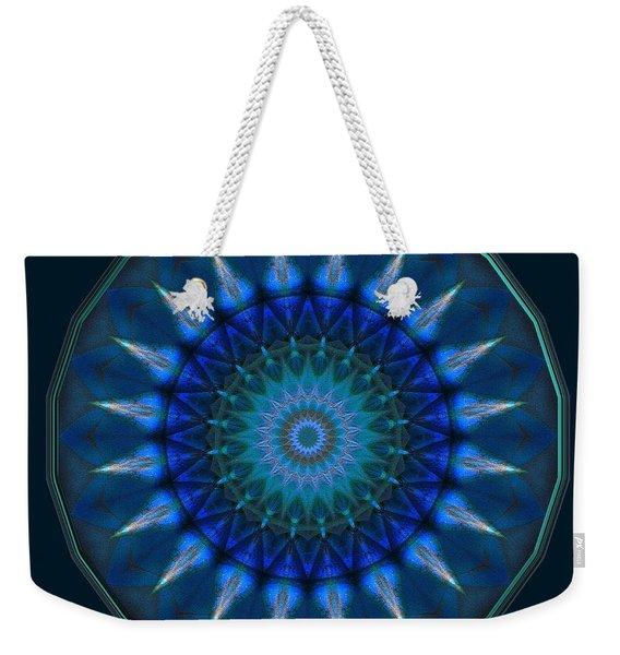 Dark Star Weekender Tote Bag
