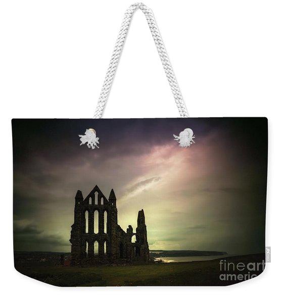Dark Thy Kingdom Weekender Tote Bag