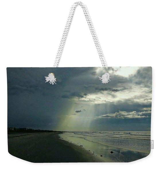 Dark To Enlightened Weekender Tote Bag