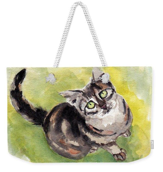 Dark Torbie Weekender Tote Bag