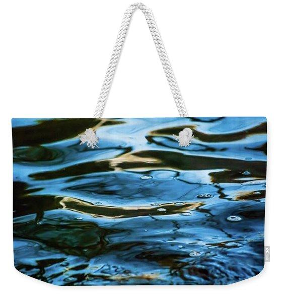 Dark Water - 4614 Weekender Tote Bag
