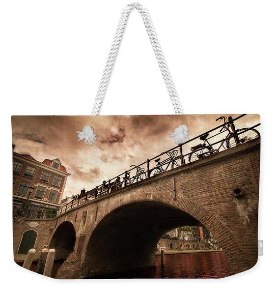 Darkness Falls Weekender Tote Bag