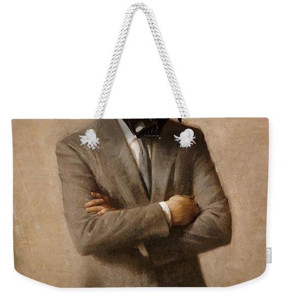 Darth Kennedy Weekender Tote Bag
