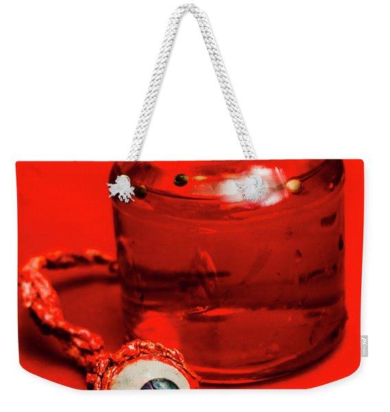 Darwin Leye Weekender Tote Bag