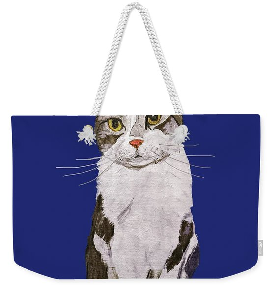 Date With Paint Sept 18 11 Weekender Tote Bag
