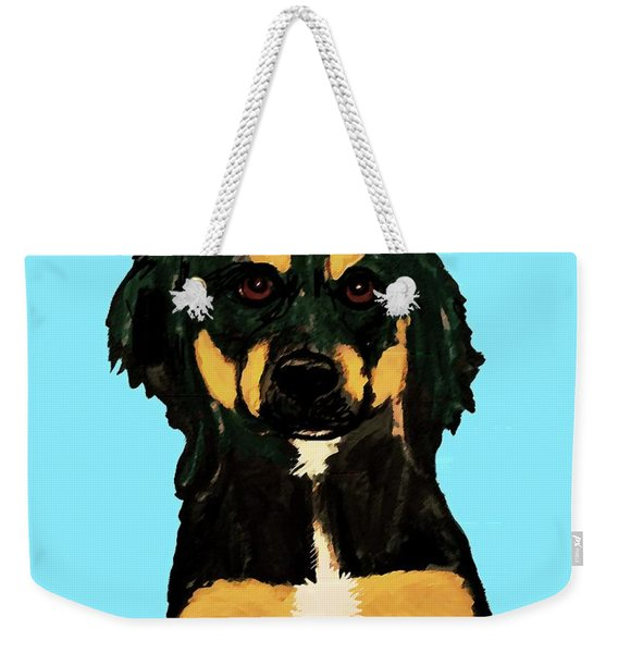 Date With Paint Sept 18 9 Weekender Tote Bag