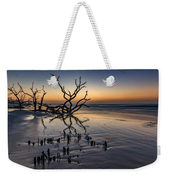 Dawn At Botany Bay Weekender Tote Bag