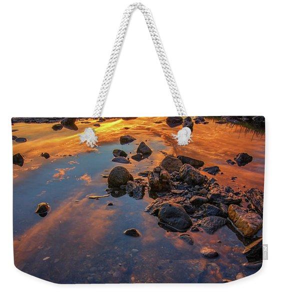 Dawn At Pott's Point Weekender Tote Bag