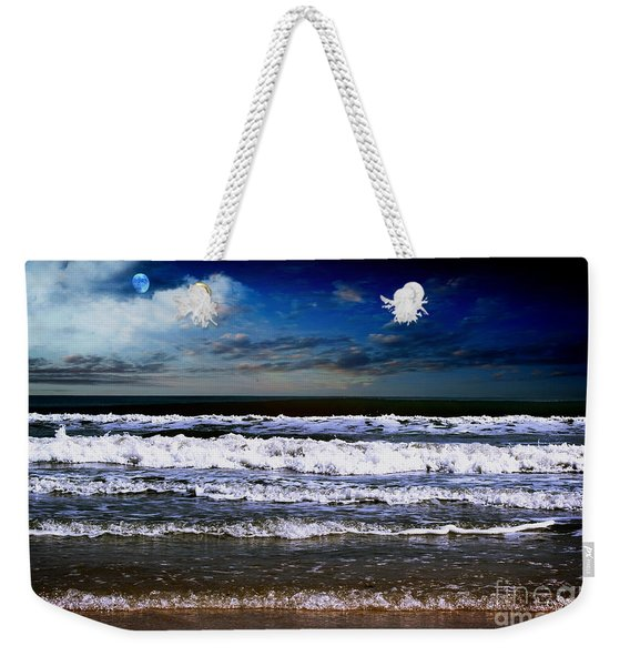 Dawn Of A New Day Seascape C2 Weekender Tote Bag