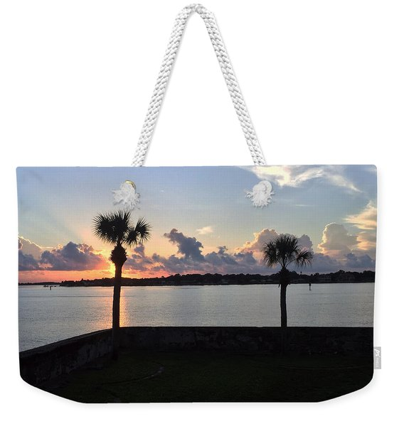 Celebrate 450 Landing Day Weekender Tote Bag