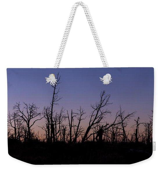 Dawn Sky At Mesa Verde Weekender Tote Bag