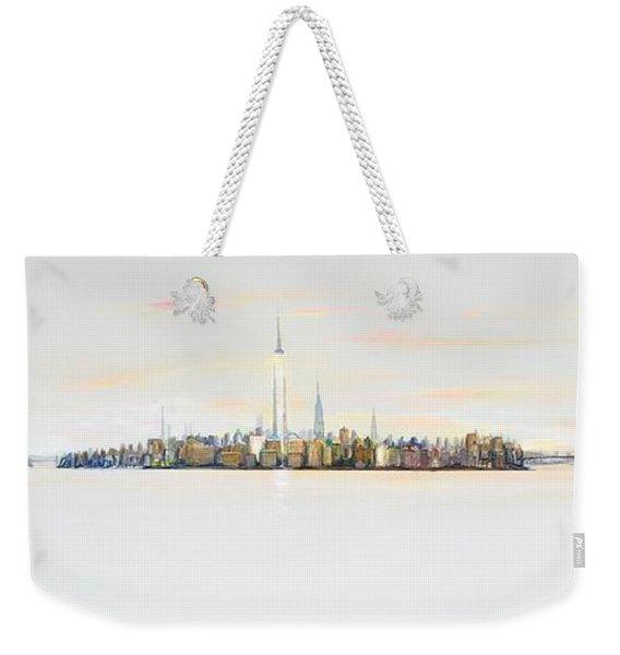 Dawns Early Light Weekender Tote Bag