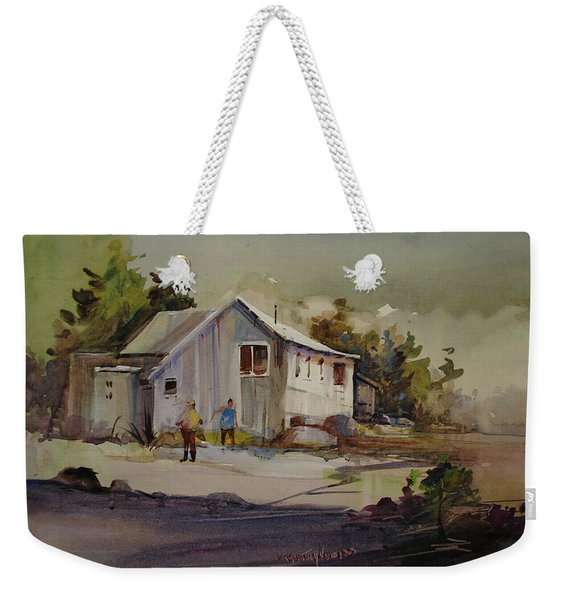Day Break Weekender Tote Bag