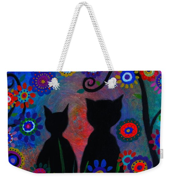 Day Dreamers Weekender Tote Bag
