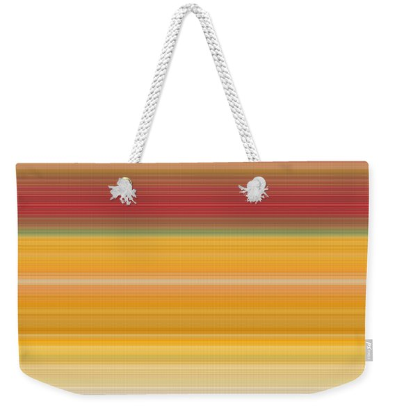 Day Horizon Weekender Tote Bag
