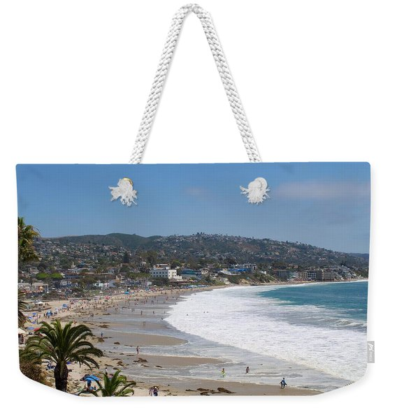 Day On The Beach Weekender Tote Bag