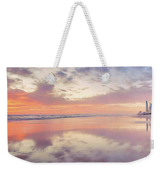 Daybreak In Paradise Weekender Tote Bag