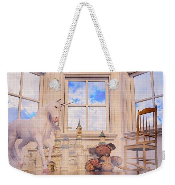 Daydream Evening Tint Custom Weekender Tote Bag